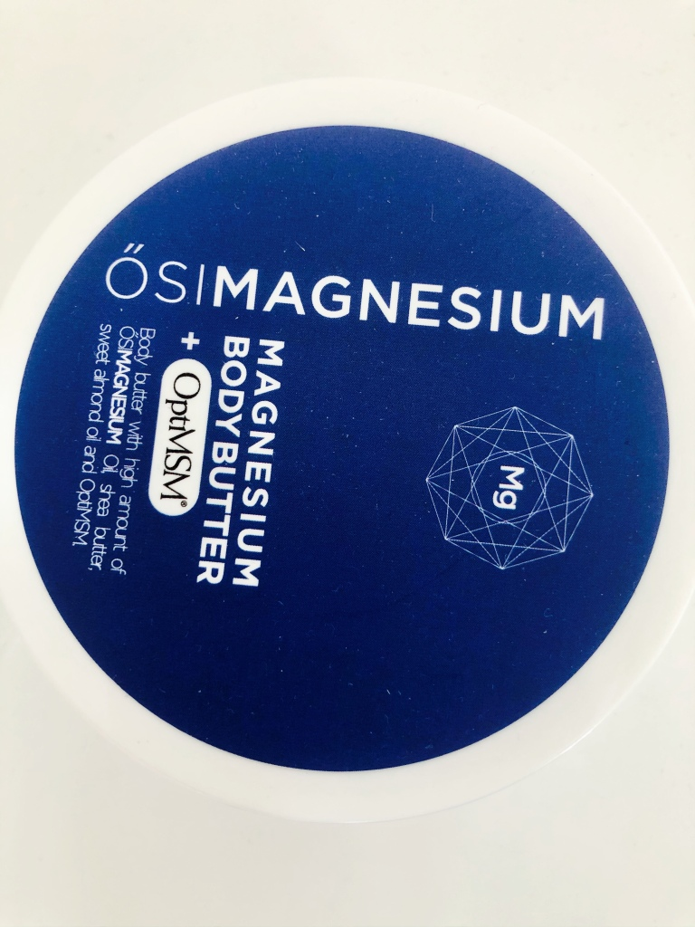 OSI Magnesium Butter